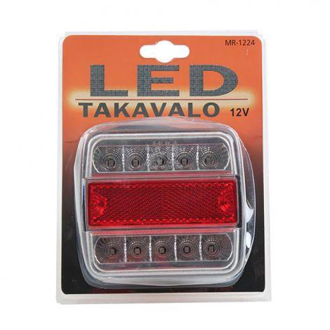 MR-TUOTE LED TAKAVALO 12V