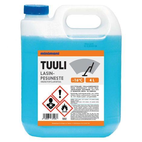 TUULI LASINPESUNESTE -16C  4 L