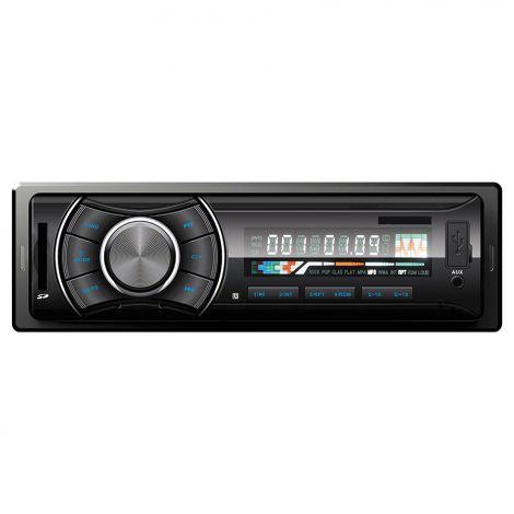 AUTO MP3-SOITIN FM RADIOLLA, USB/SD PAIKKA, 4X45W