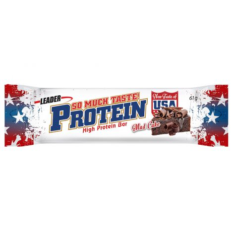 Leader Protein So Lo Carb Mud Cake 61 g