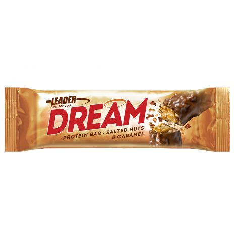Leader Protein Dream Salted Nuts-Caramel 45 g