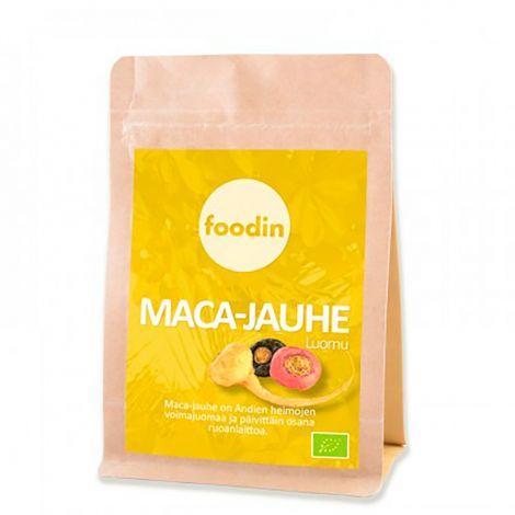 FOODIN MACA-JAUHE LUOMU RAAKA  230 G
