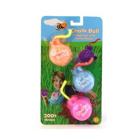 Katuliitupallo 3kpl