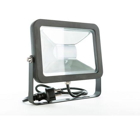 LED C-SPOT VALONHEITIN 20 W 1600 LM, MUSTA