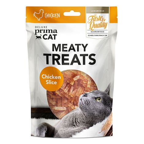 DPC MEATY TREATS CHICKEN SLICE  30 G