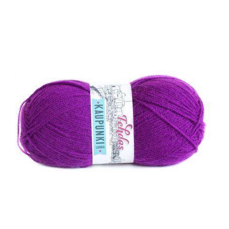 Tehdas Kaupunkilanka 100g violetti