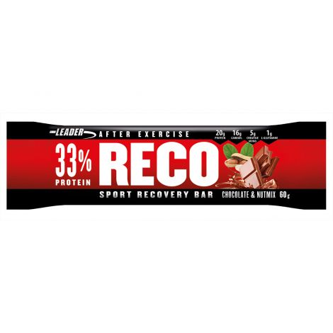 Leader Reco Bar Chocolate  60 g