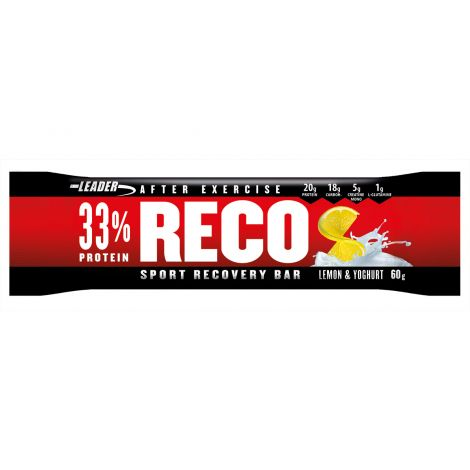 Leader Reco Bar Lemon-Yoghurt  60 g