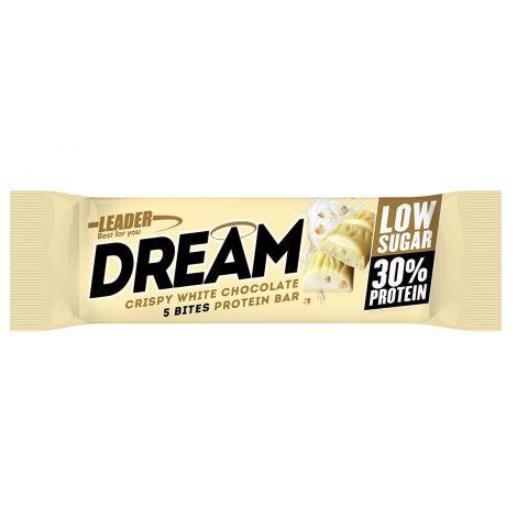 Leader Protein Dream Bite White Choco 40 g