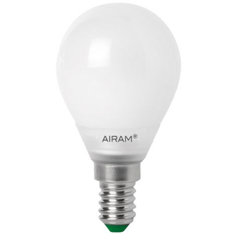 AIRAM DECOR LED 360° MAINOS. OPAALI 3W E14, 3000K, 205LM