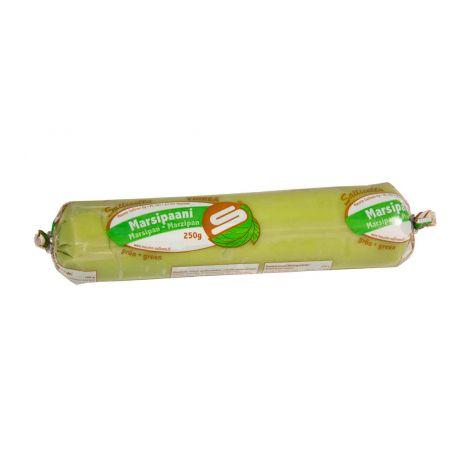 Sallinen marsipaani 250g, vihreä