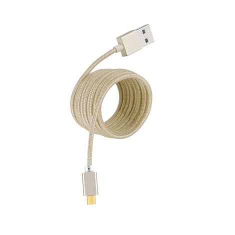 OPAL MICRO-USB KULLATTU DATAKAAPELI 3M
