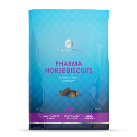 Pharma Horse biscuit 500g