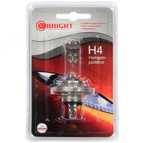 C-BRIGHT POLTTIMO H4 12V 60/55W P43T