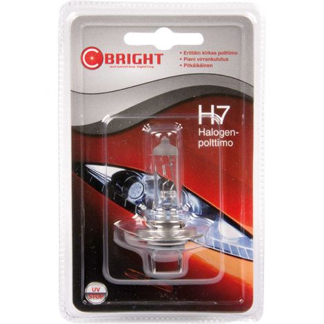 C-BRIGHT POLTTIMO H7 12V 55W PX26D
