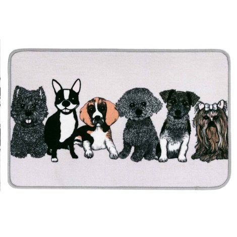 VALLILA MATTO DOGGIES 50X80CM BEIGE