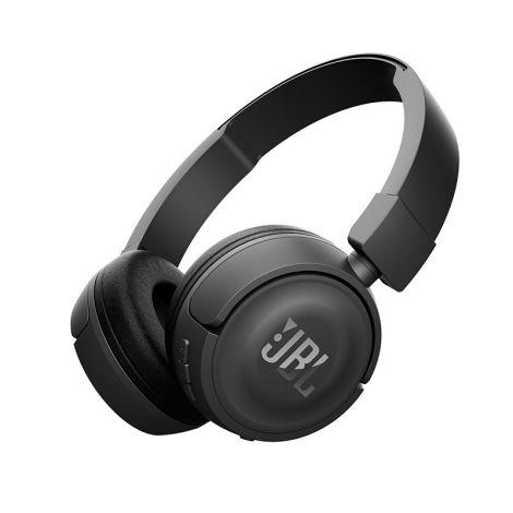 JBL Bluetooth sankakuulokkeet T450BT, musta