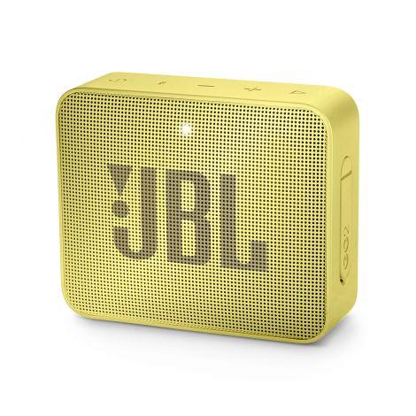 JBL GO 2 Bluetooth kaiutin, keltainen
