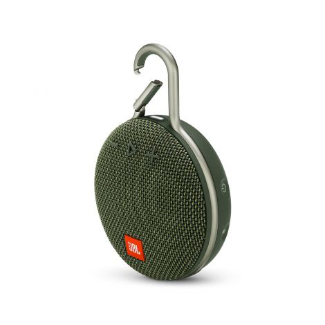 JBL CLIP 3 Bluetooth kaiutin, vihreä