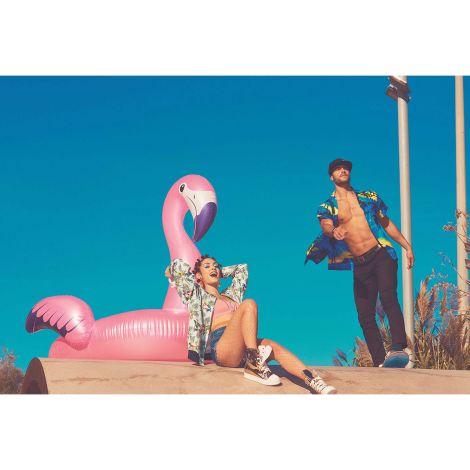 Bestway Flamingo Deluxe 173x170cm
