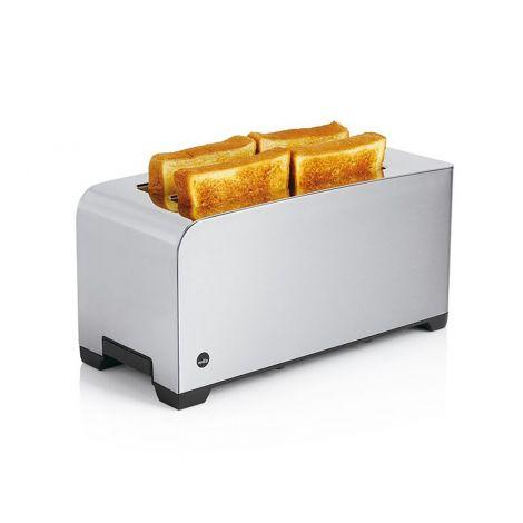 Wilfa leivänpaahdin 4 leivälle TOL-1400S, teräs