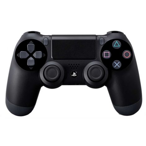 PS4 DUALSHOCK  BLACK