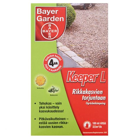 KEEPER L TIIVISTE  100 ML