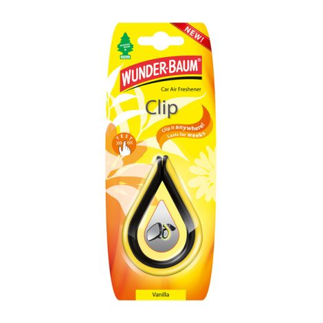 Wunder-Baum Clip ilmanraikastin vanilja