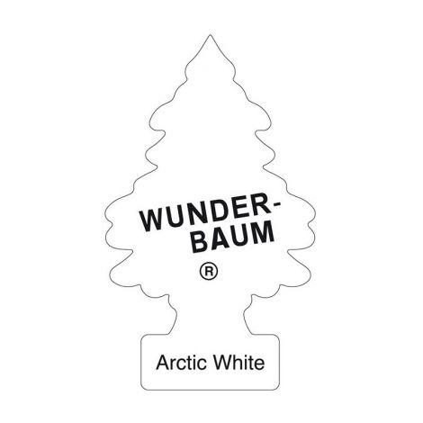 WUNDERBAUM HAJUKUUSI ARCTIC WHITE