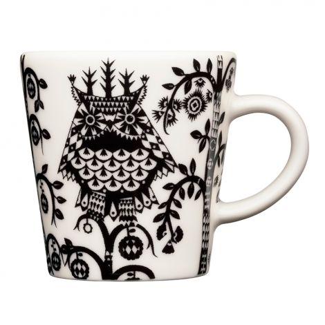 Iittala Taika espressokuppi 0,1l, musta