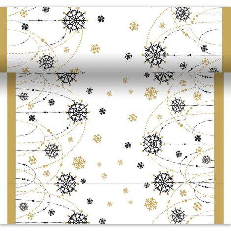 DUNI POIKKILIINA SNOW NECKLACE VALKOINEN 0,4,X4,8M