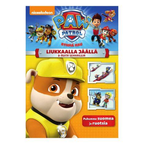 DVD RYHMÄ HAU 2 LIUKKAALLA JÄÄLLÄ