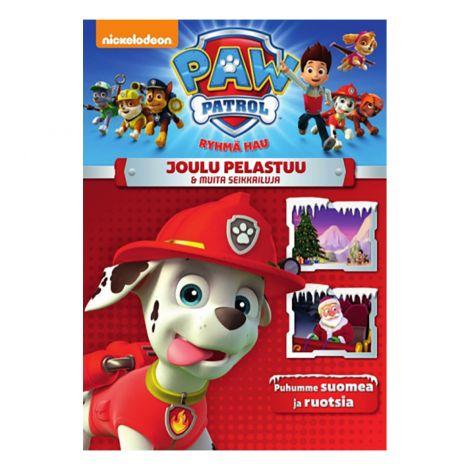 DVD RYHMÄ HAU 10 JOULU PELASTUU