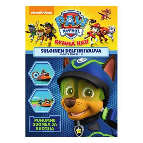 DVD RYHMÄ HAU SULOINEN DELFIINIVAUVA