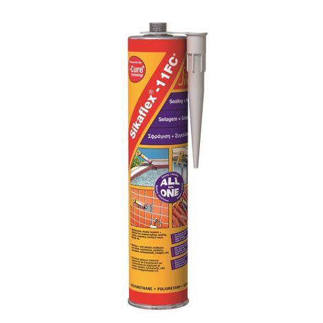 SIKAFLEX -11FC LIIMATIIVISTE MUSTA 300 ML