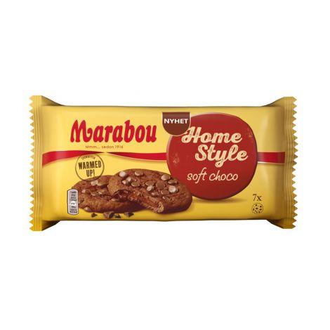 Marabou Homestyle Soft Choco suklaakeksi 182g