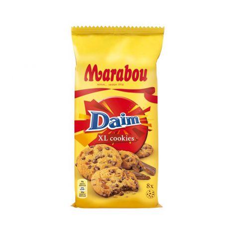 Marabou Daim XL Cookies keksi 184g