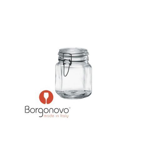 BORGONOVO LASIPURKKI 1,0L PATENTTIKANNELLA