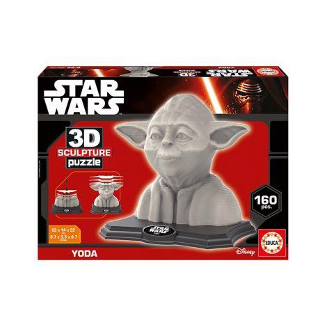 Educa 3D-palapeli Yoda
