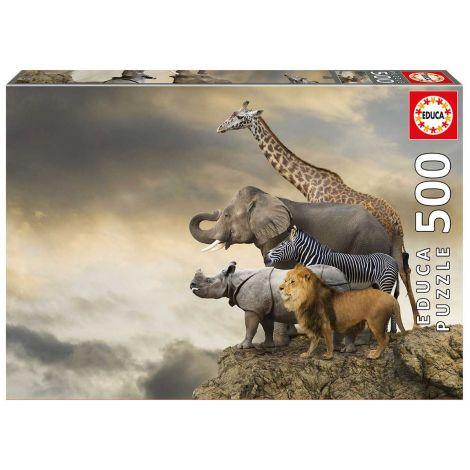 EDUCA 500 ANIMALS