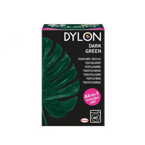DYLON DARK GREEN TEKSTIILIVÄRI 350 G