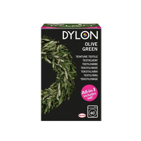 DYLON OLIVE GREEN TEKSTIILIVÄRI 350 G