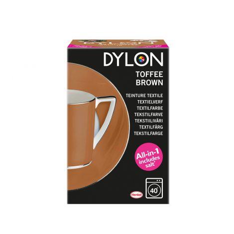 DYLON TOFFEE BROWN TEKSTIILIVÄRI 350 G