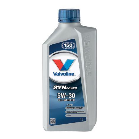 VALVOLINE SYNPOWER XTREME XLIII C3 5W-30 LONGLIFE