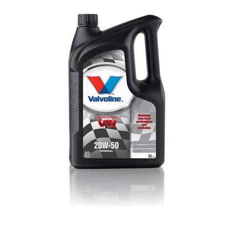 VALVOLINE VR1 RACING 20W50 4/5 L SW  5 L