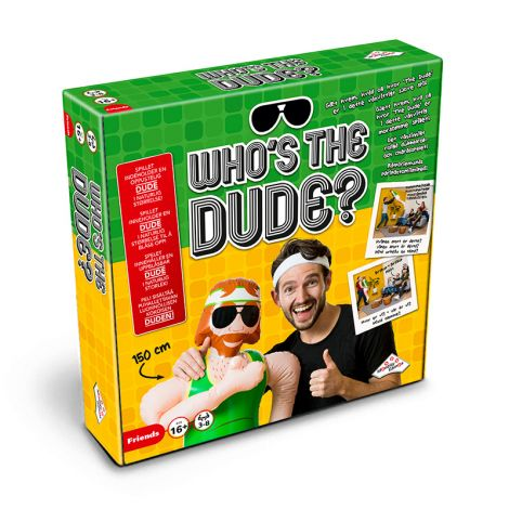 Who's the Dude party-peli