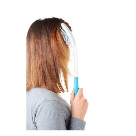 Vitility hiusharja pitkävartinen