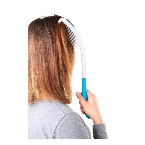 Vitility hiuskampa pitkävartinen