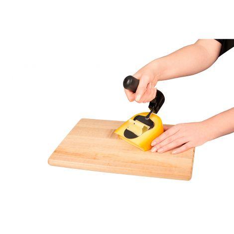 Vitility juustohöylä pystykahvalla