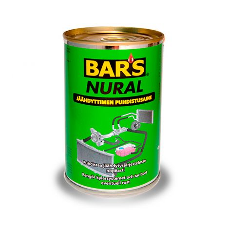 BAR'S NURAL  JÄÄHDYTTÄJÄNPESUAINE 150 G